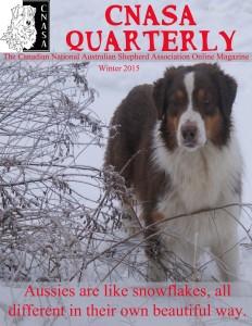 CNASA 2015 winter cover
